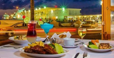 Gastronomía de Isla Cozumel