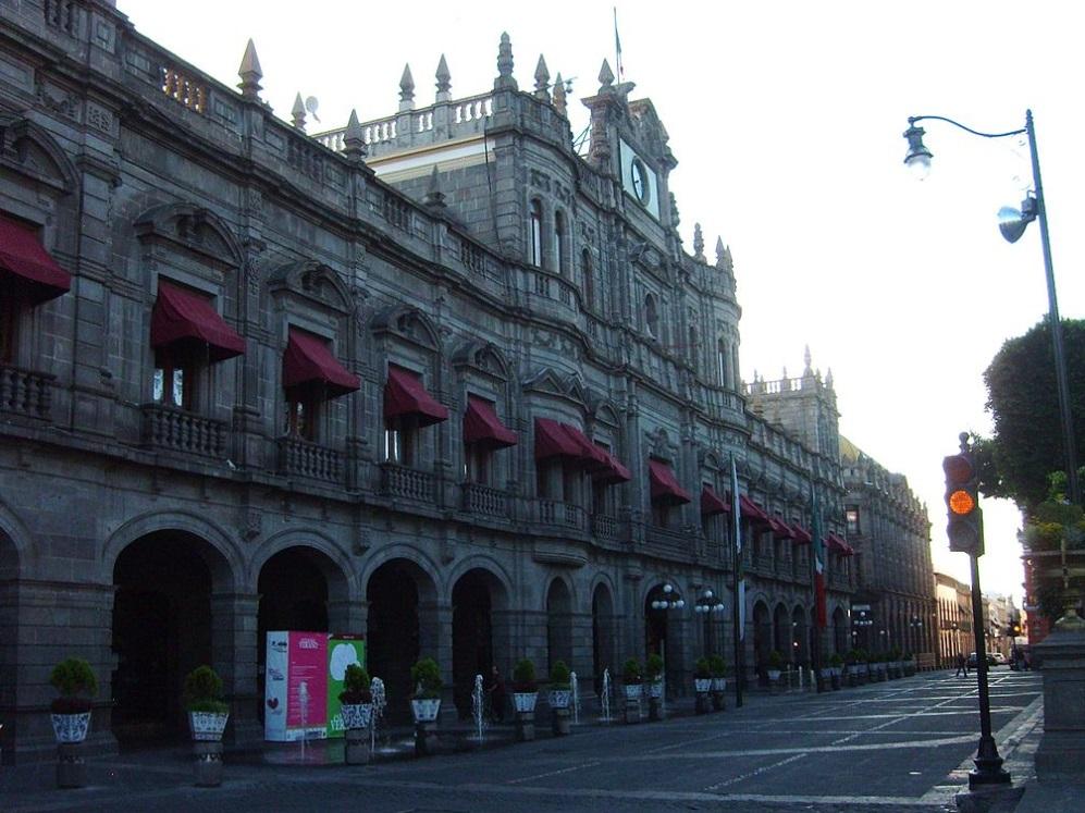 Centro Histórico de Puebla, México