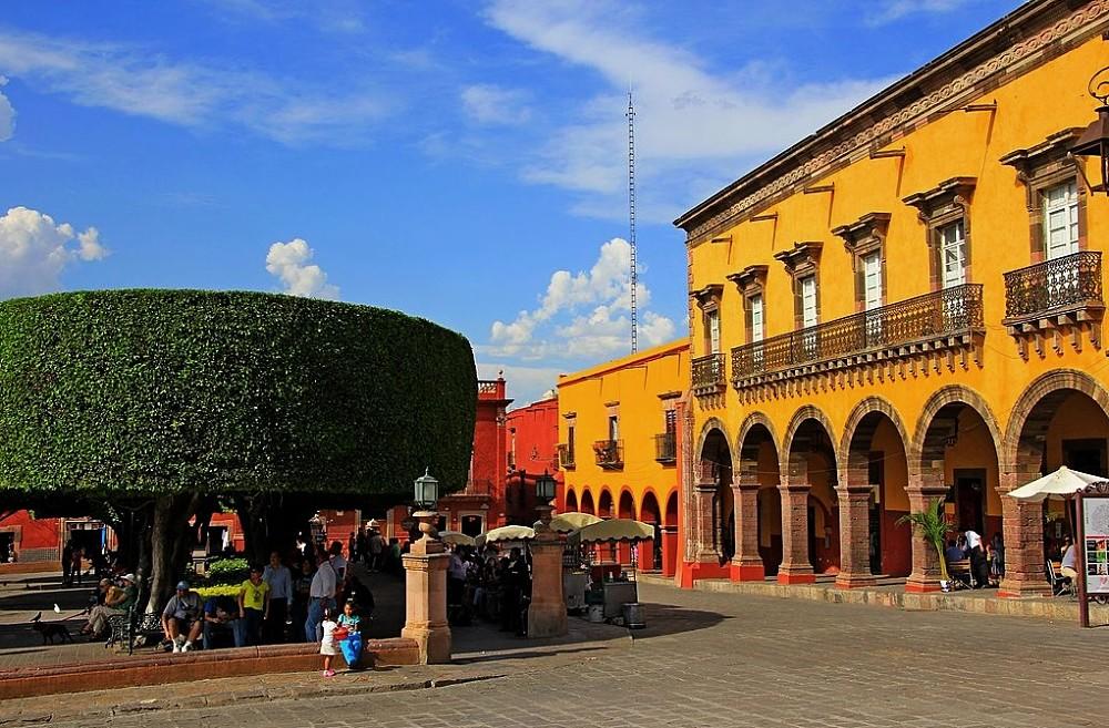 Centro de San Miguel Allende