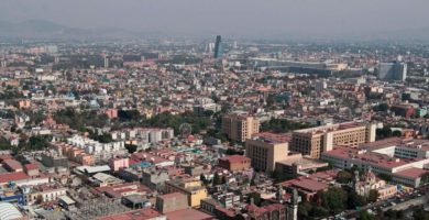 Ecatepec de Morelos, Estado de México.