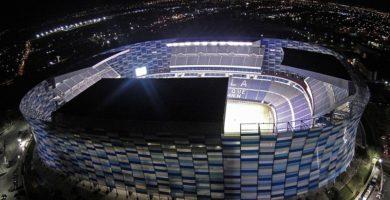 10 estadios importantes de México
