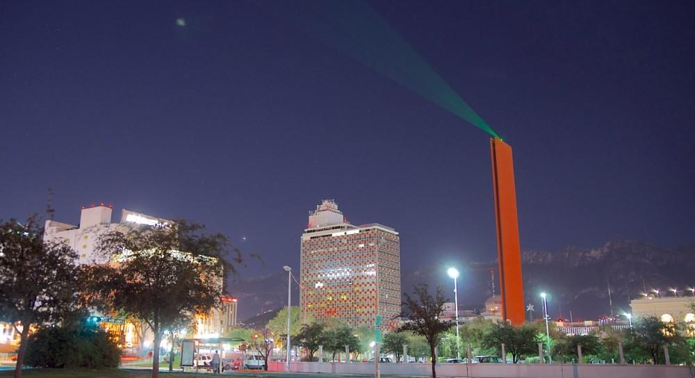 Faro del Comercio, Monterrey