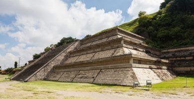 Gran Pirámide de Cholula, Puebla. México