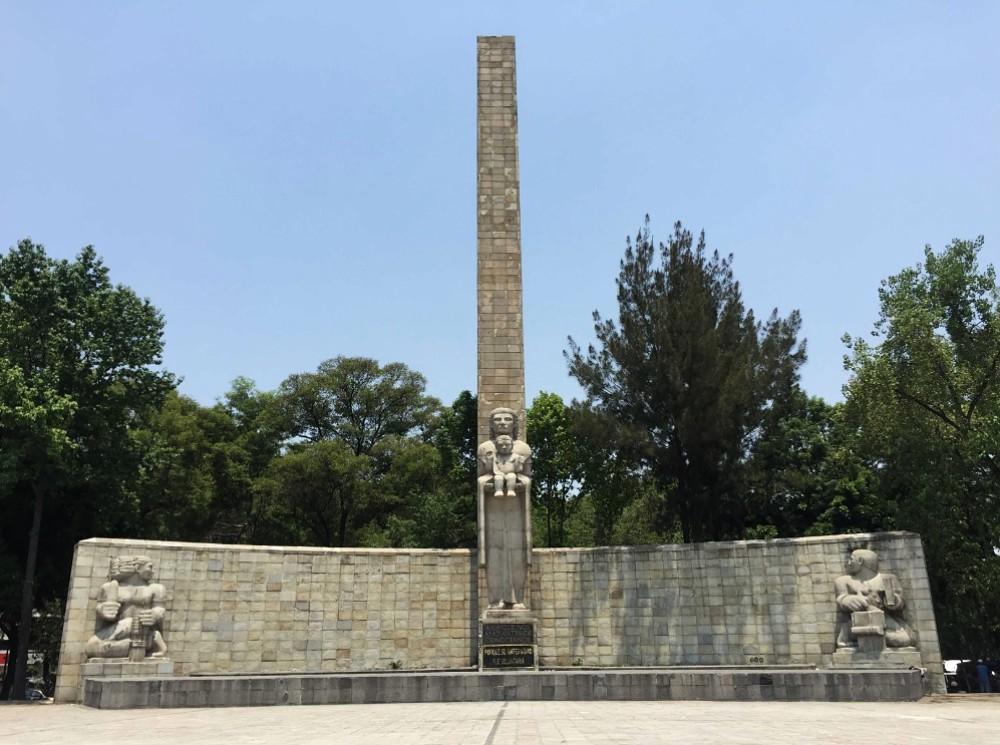 Monumento de la Madre, Ciudad de México