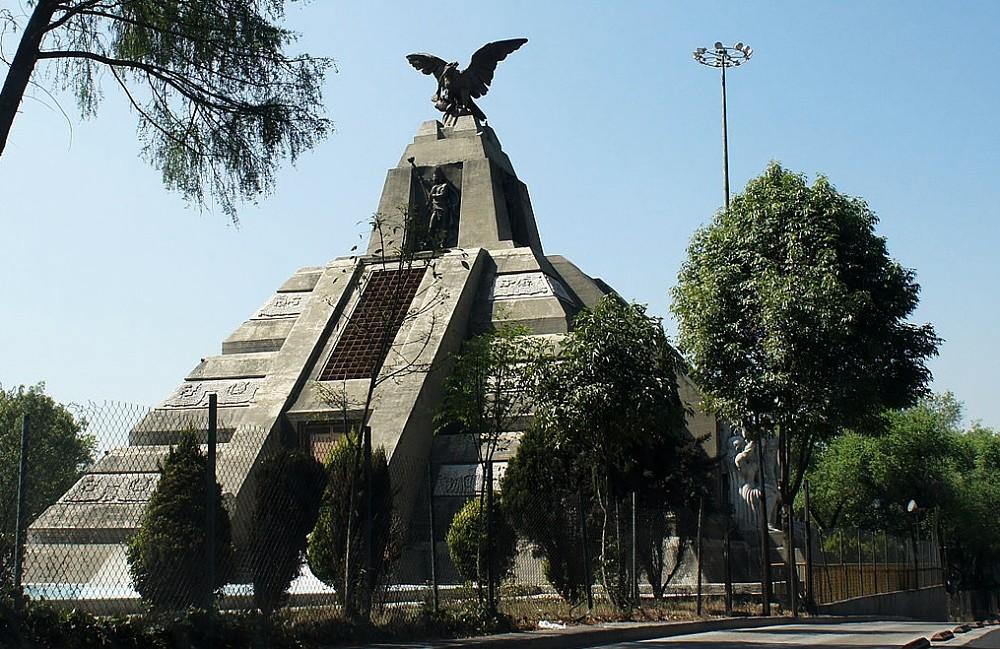 Monumento a la Raza, Ciudad de México