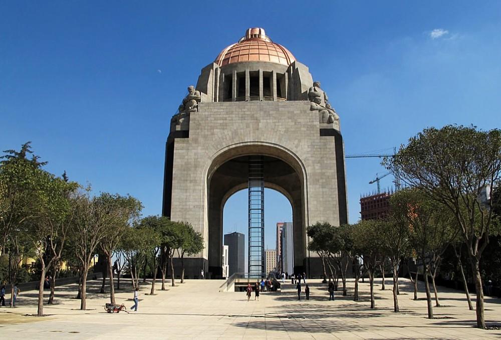 Monumento de la Revolución, Ciudad de México