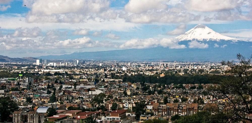 Puebla de Zaragoza, Puebla.