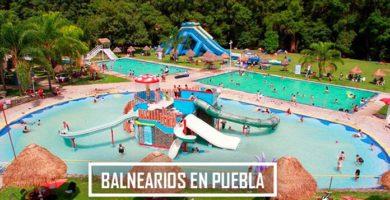 Balnearios de Puebla