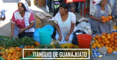 Los Mejores Tianguis en Guanajuato