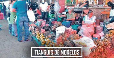 Los Mejores Tianguis en Morelos