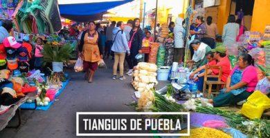 Los Mejores Tianguis en Puebla