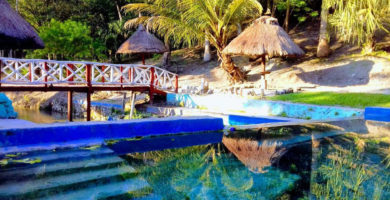 Balnearios en Quintana Roo