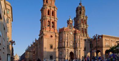 San Luis Potosí San Luis Potosí