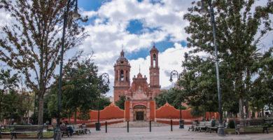 Zacatecas-Guadalupe Zacatecas